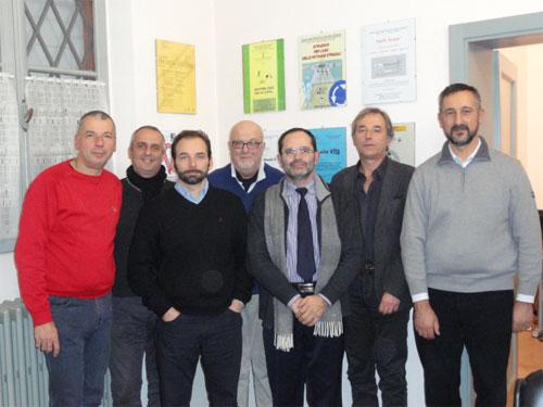 Fondatori OSSERVATORIO PROVINCIALE SICUREZZA STRADALE